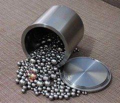 不銹鋼球磨罐  行星不銹鋼球磨罐