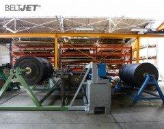 JET FLAM SUPER OIL VLE 超耐油阻燃型提升機皮帶