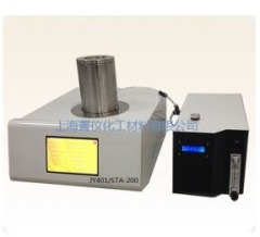 JY-STA3400 同步熱分析儀