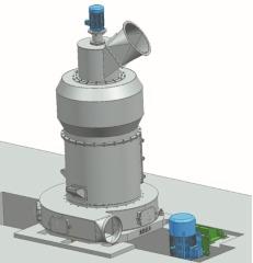 YF158縱擺式磨粉機