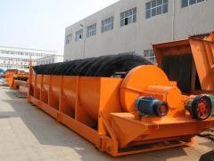 江西龙达选矿设备沉没式300 螺旋分级机