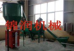 膩子粉攪拌機 干粉砂漿攪拌機 臥式攪拌機的圖片