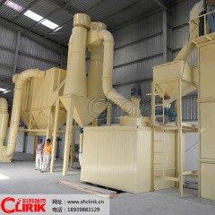 碳酸鈣超細磨粉機的圖片