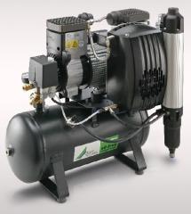 德国DURR无油空气压缩机
