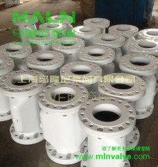 气动挤压阀、箍断阀、挠性阀、气鼓阀、气囊阀、VMC夹管阀的图片