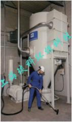 粉體HV高負壓真空清掃除塵器、浙江蓄電池業真空清掃鉛粉除塵器、蘇州無錫電子業真空高負壓吸塵器