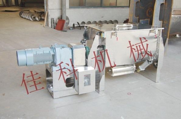 WLDH螺带混合机  卧式螺带混合机 304不锈钢制作图片