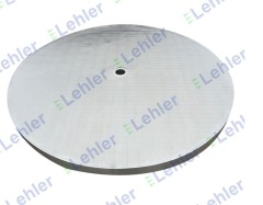 圓形篩板 水力篩篩片  條縫篩板的圖片