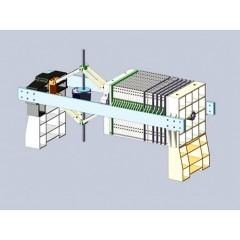 XJZ30/1250型箱式高效自動壓濾機
