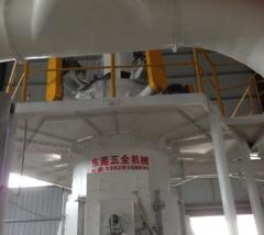 10万吨超细重钙粉生产线