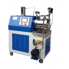 油漆涂料油墨纳米材料专用涡轮砂磨机