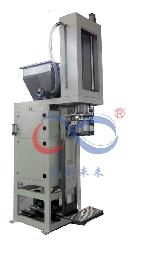 LCS-50-CT型超轻细粉脱气式敞口定量自动包装机的图片