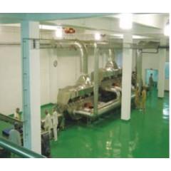 雞精生產線-振動流化床干燥機