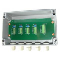 傳感器接線盒