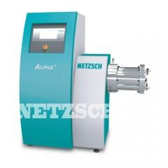 德国耐驰砂磨机新一代的搅拌研磨机 NETZSCH Alpha的图片