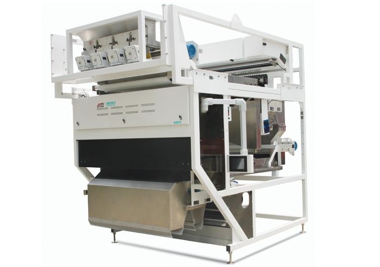 中科履带式双层矿石色选机DBS1280-D 1公分-5公分大小颗粒专用色选机 湿选的图片