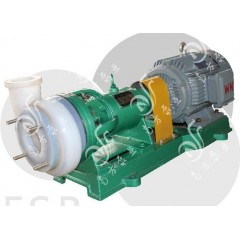氟塑料離心泵