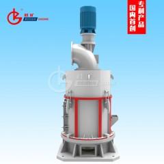 新型磨粉機在硬物料領域的應用