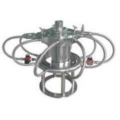 圆盘式气流粉碎机(超音速/扁平式)的图片