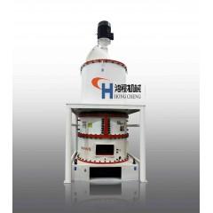 HCH1395超细矿石粉磨设备超细环辊磨粉机1250目2500目