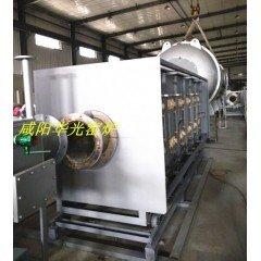连续式超高温石墨热处理真空气氛炉