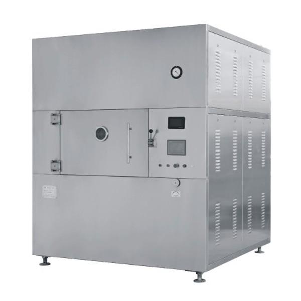 箱體式微波真空干燥機圖片