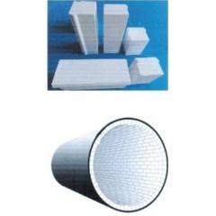 氧化鋁陶瓷內襯矩形楔形磚