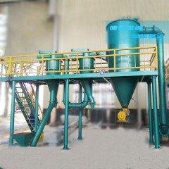 DWF精密气流分级机的图片