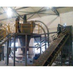 粉煤灰管链输送机_管链输送装置