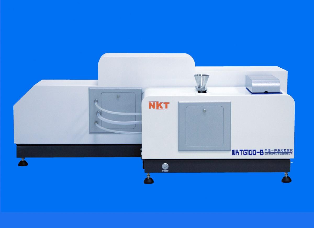 NKT6100-B干濕一體全自動激光粒度分析儀的圖片