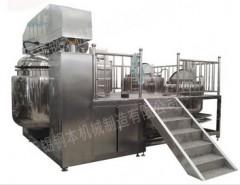 COMB-1000L真空均质乳化机的图片