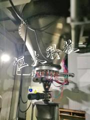大容量脈沖式氣流混合機