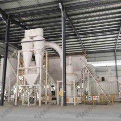 HC大型摆式磨粉机HC1500雷蒙磨粉机80-325目矿石磨粉机的图片