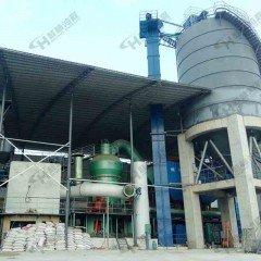 HLM立式磨粉機臺灣立磨礦渣水泥立磨機的圖片